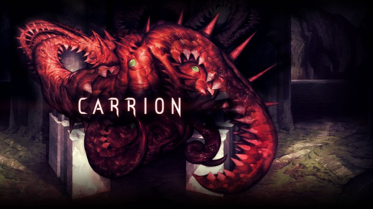 Carrion Title Card