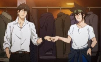 The God of High School Episode 1