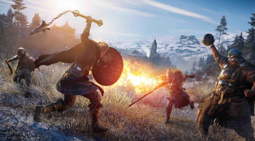Assassins Creed: Valhalla Combat