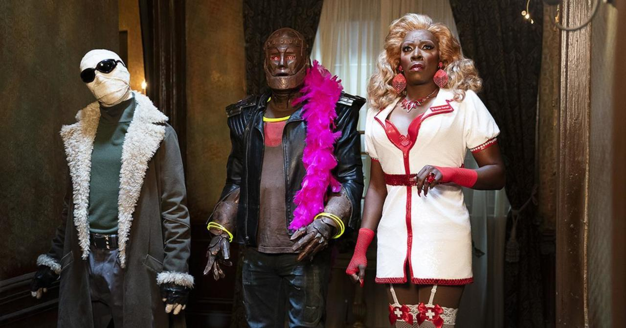 Sex Patrol Review Doom Patrol Season 2 Episode 4 But Why Tho