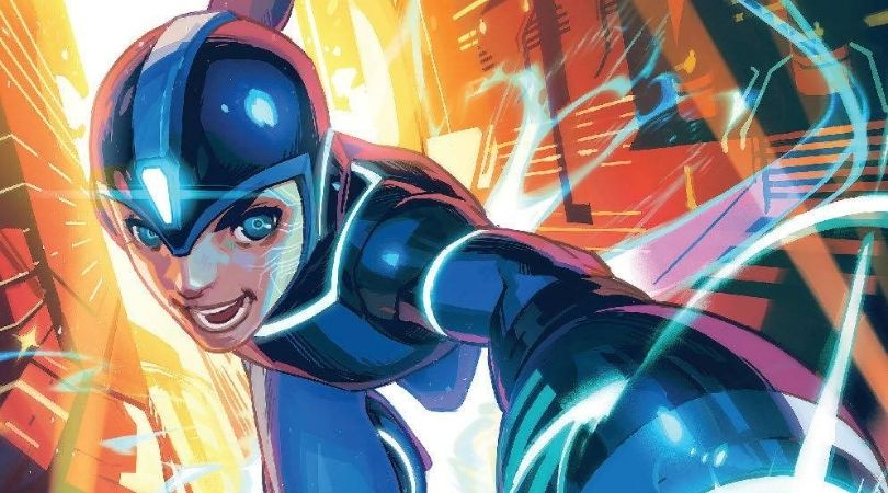 Mega Man Fully Charged #1 - But Why Tho