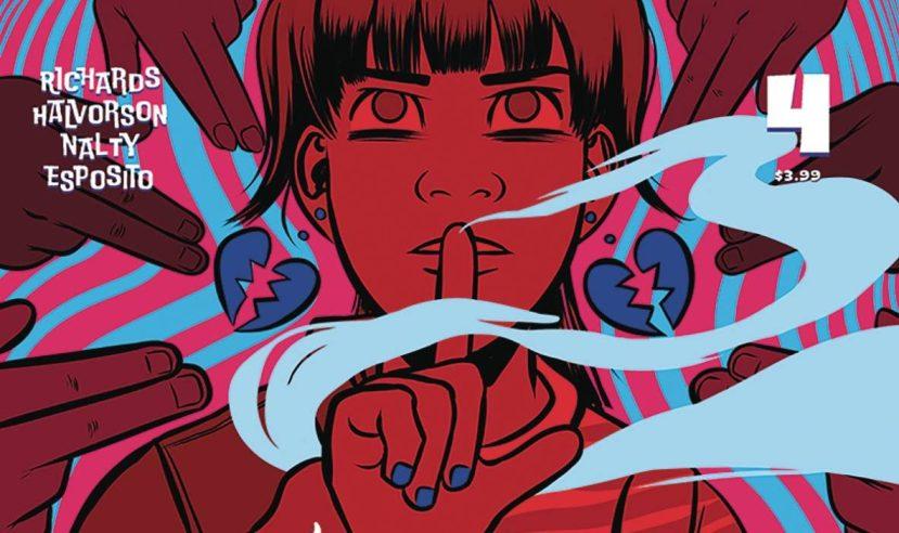 Finger Guns, Indie Comics, Vault Comics