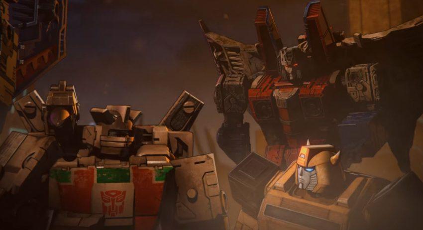 War For Cybertron: Siege