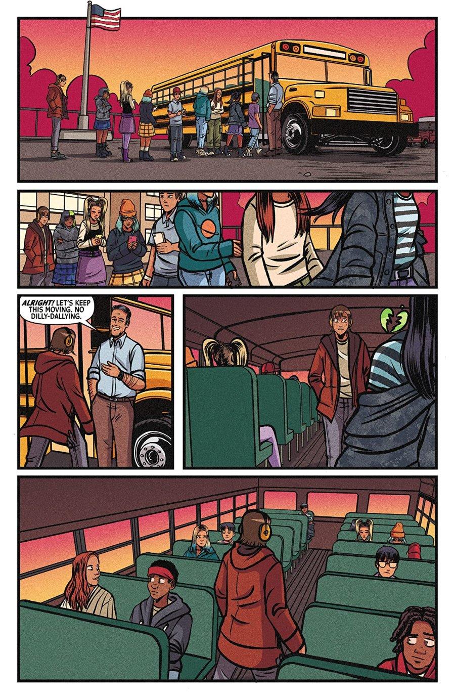Finger Guns, Vault Comics