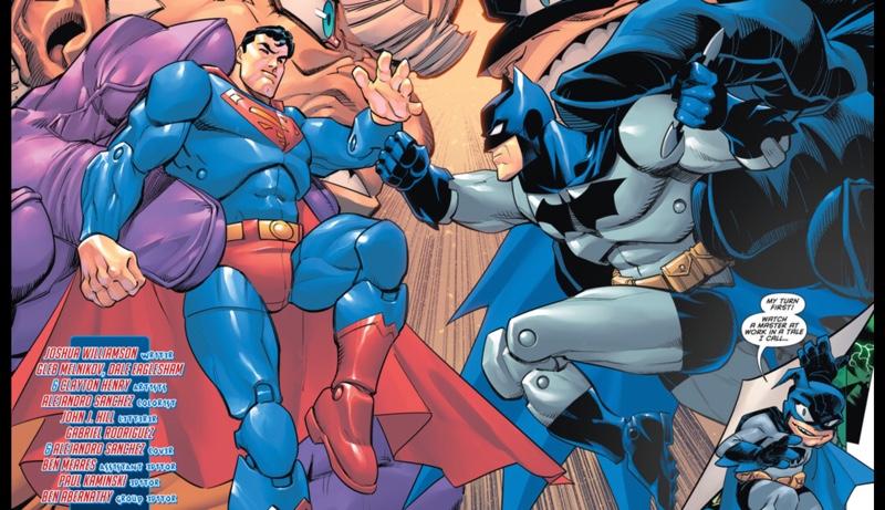 Batman/Superman Annual #1