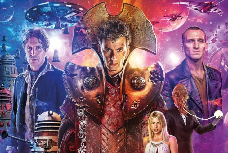 Doctor Who: Time Lord Victorious #1 cover