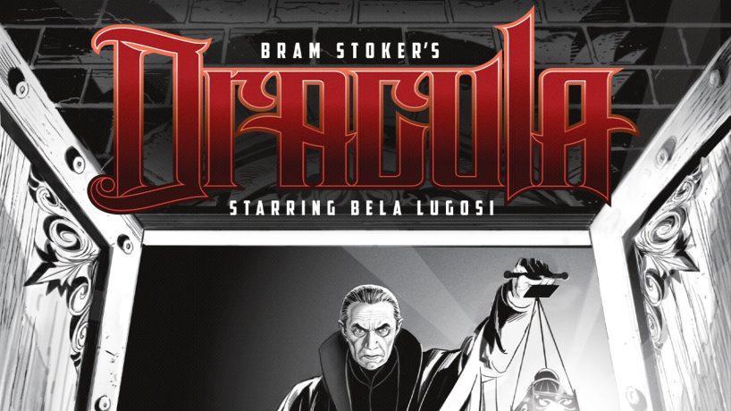 Bram Stoker's Dracula, Bram Stoker, Dracula, Horror Comics, Legendary Comics
