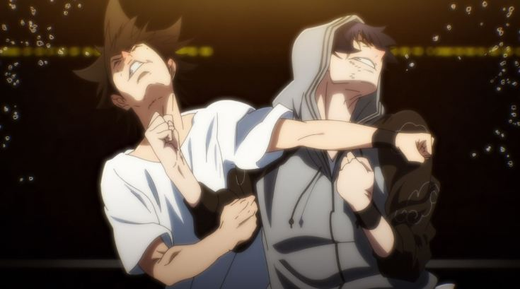Jegal - The God of High School Episode 10