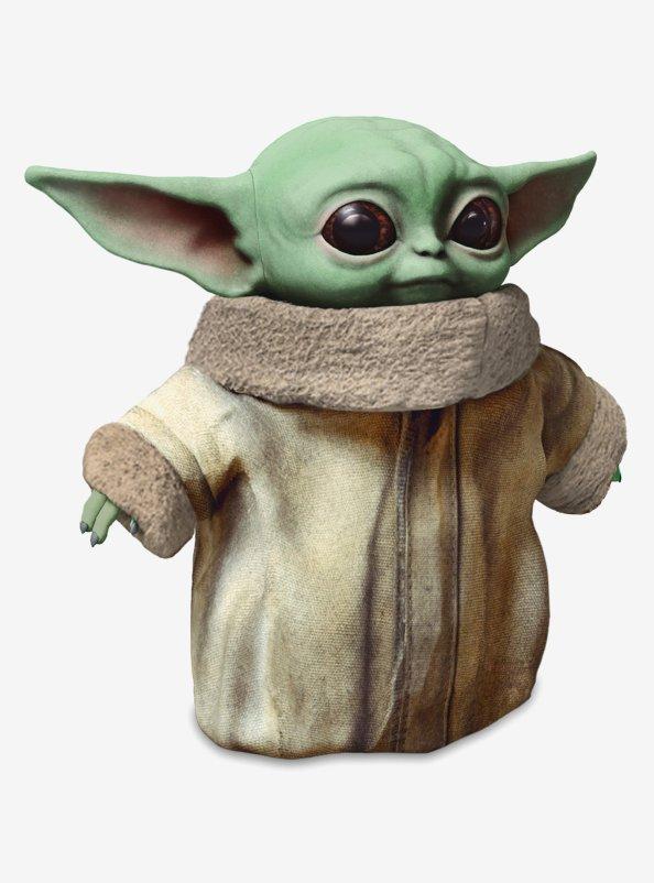 Hot Topic Baby Yoda Mattel