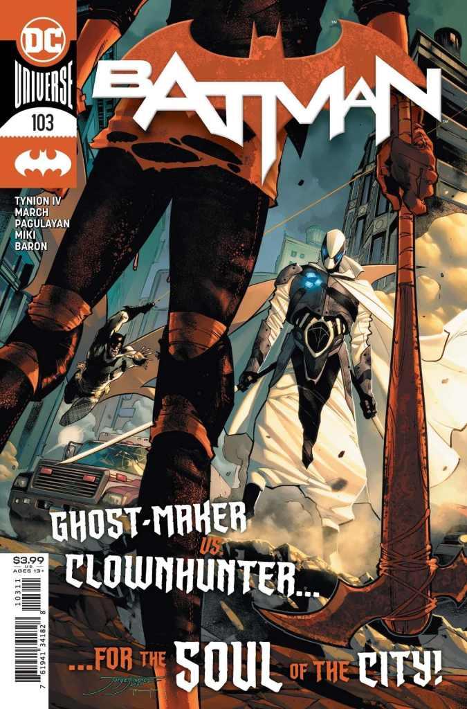Batman #103 Review