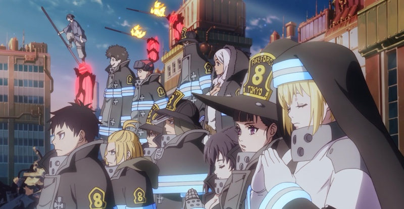 Fire Force Episode 16