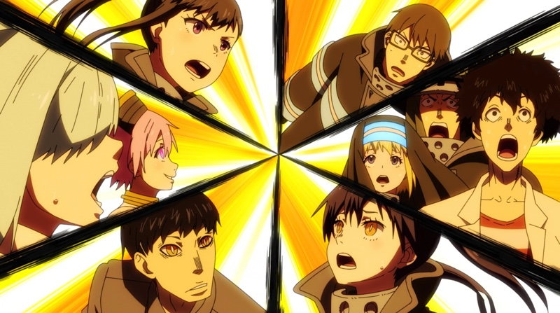 Fire Force Episode 17