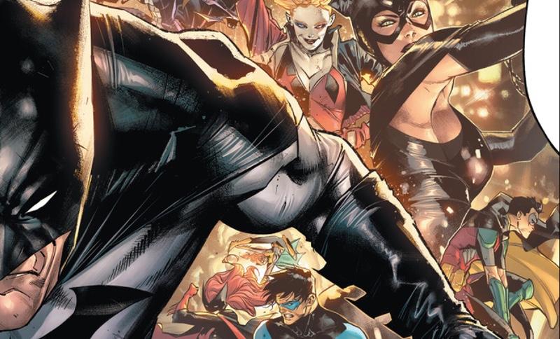 Batman 100