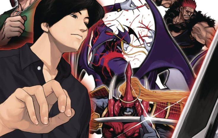 Daigo the Beast: Umehara Fighting Gamers!