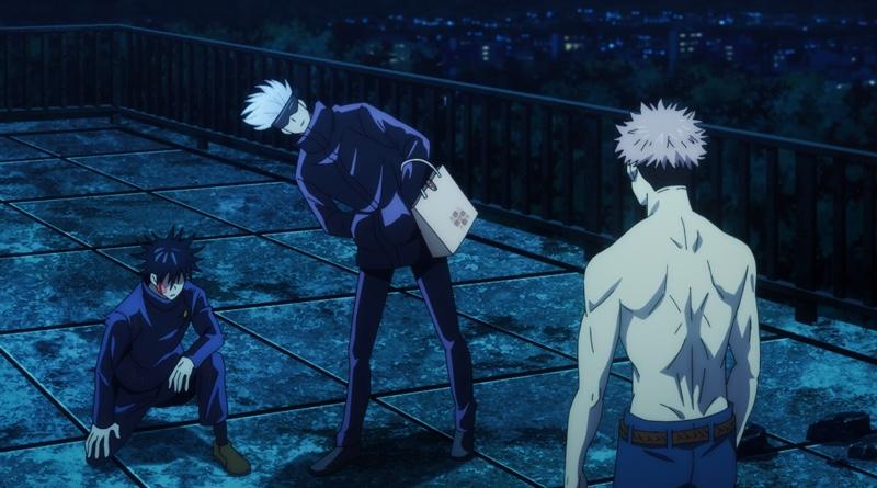 Jujutsu Kaisen Episode #2