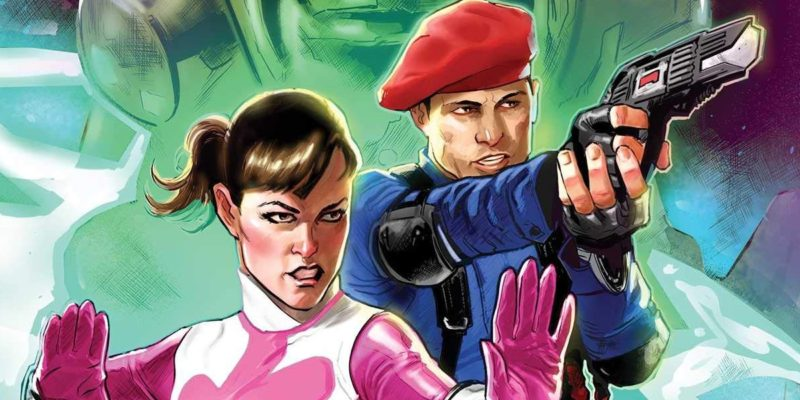 Power Rangers: Sins of the Future
