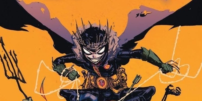 Death Metal-Robin King #1
