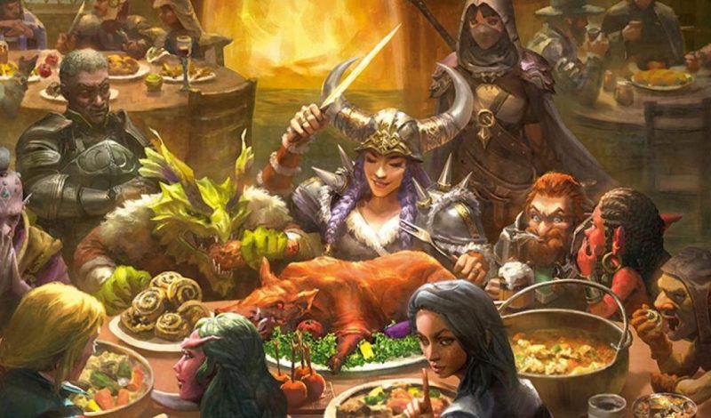 Heroes Feast