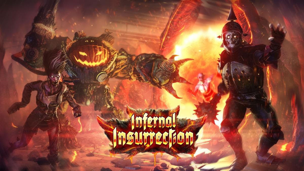 Floor 2 Halloween 2020 Voices Infernal Insurrection – Killing Floor 2 Review – But Why Tho?