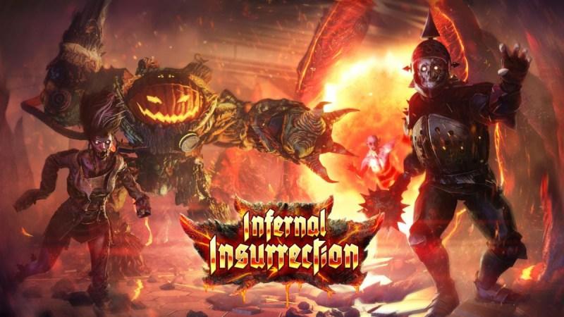 Floor 2 Halloween Event 2020 Killing Floor 2' Launches Free Update With Halloween Events