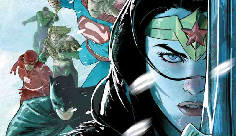 Justice League Endless Winter #1 - But Why Tho?