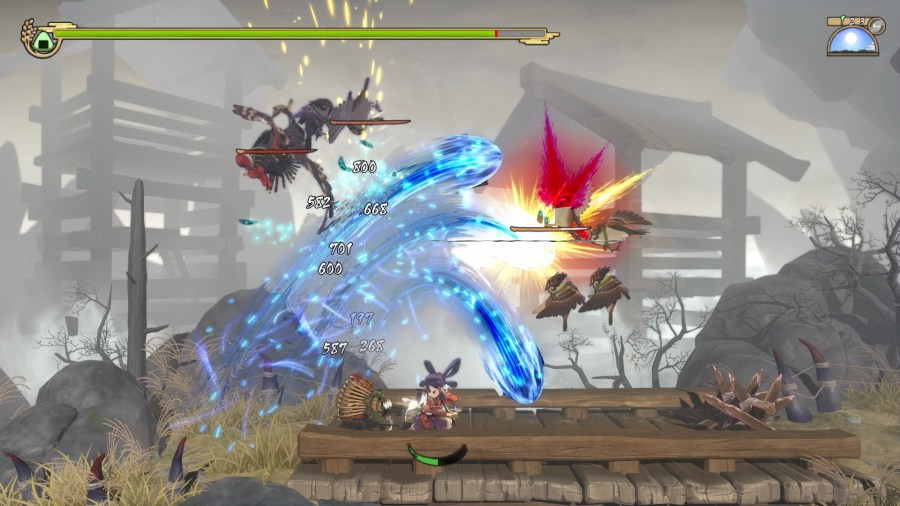 Sakuna Combat