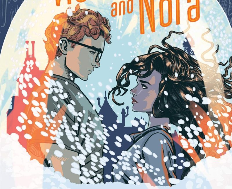 Victor and Nora cover