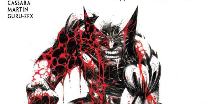 Wolverine: Black White & Red #1