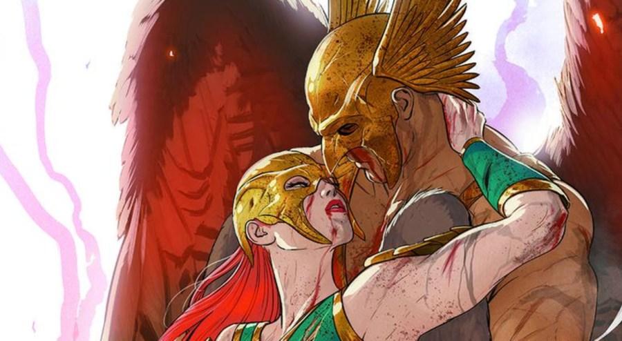 Hawkman #29 Cover