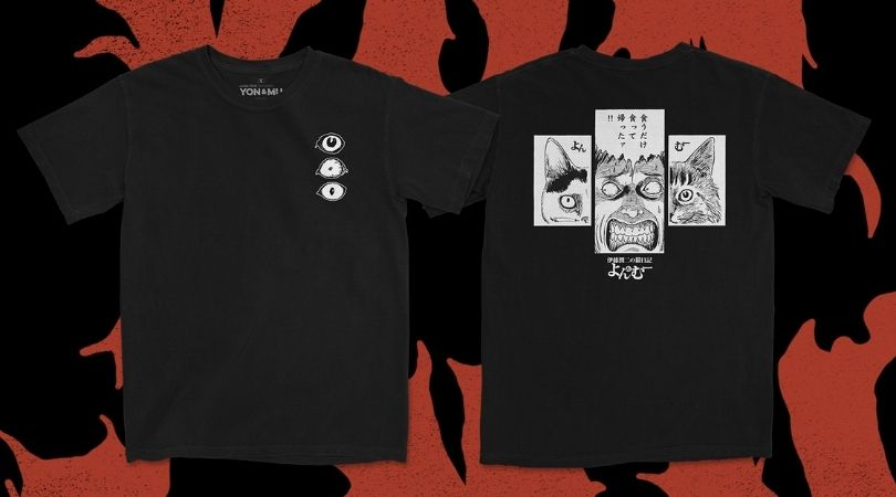 Crunchyroll is announcing a limited-edition collection for Cyber Monday featuring horror manga legend Junji Ito's cats Yon & Mu and it's designed exclusively for the Crunchyroll Store