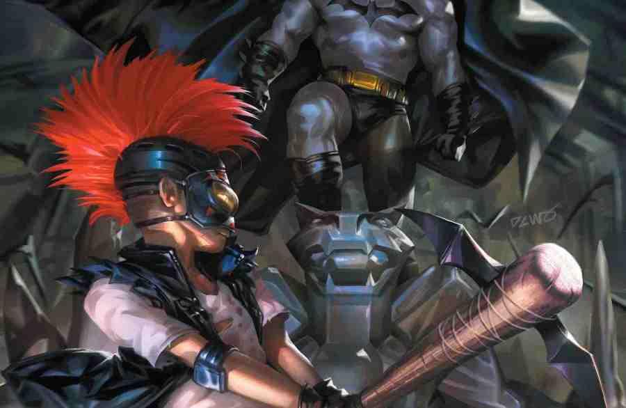 Batman Annual #5 - But Why Tho?