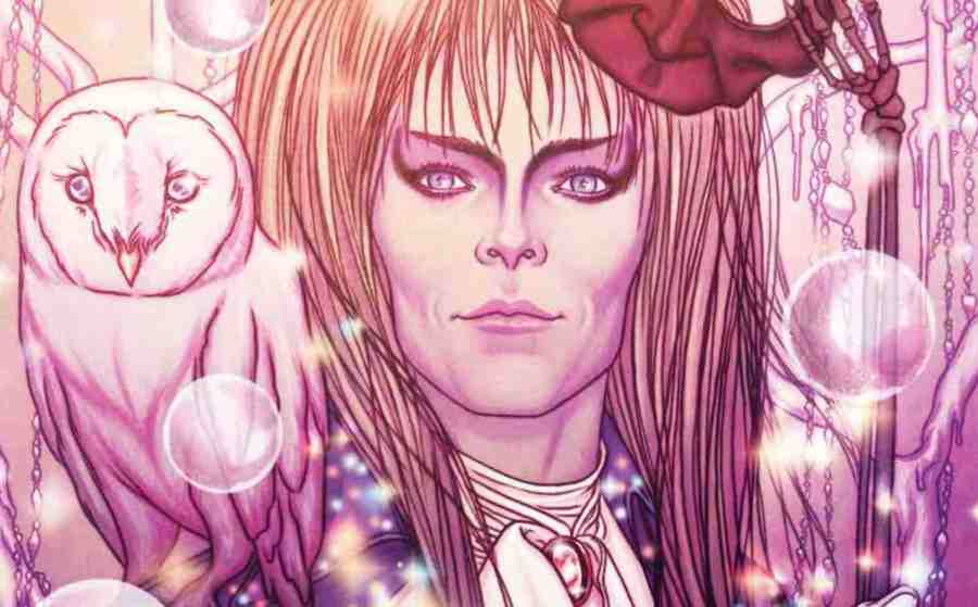 Jim Henson's Labyrinth: Masquerade #1 - But Why Tho?
