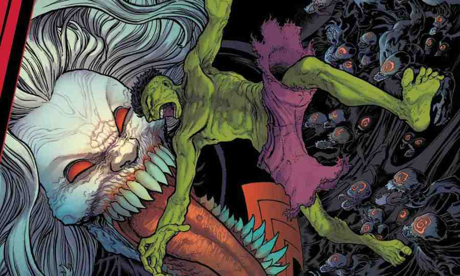 King In Black Immortal Hulk #1 - But Why Tho?