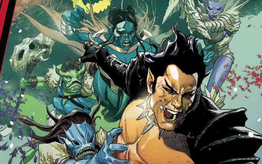 King in Black Namor #2 - But Why Tho?
