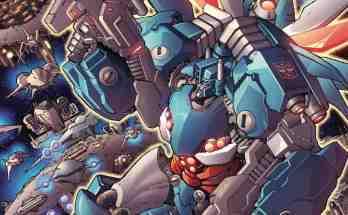 Transformers Galaxies #12
