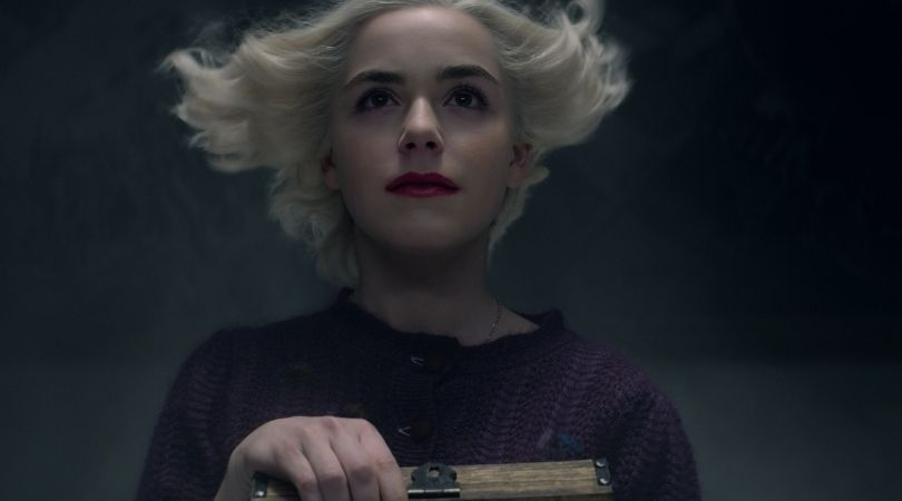 The Chilling Adventures of Sabrina Part 4