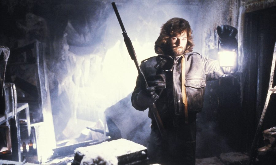 The Thing - Holiday Horror Movies