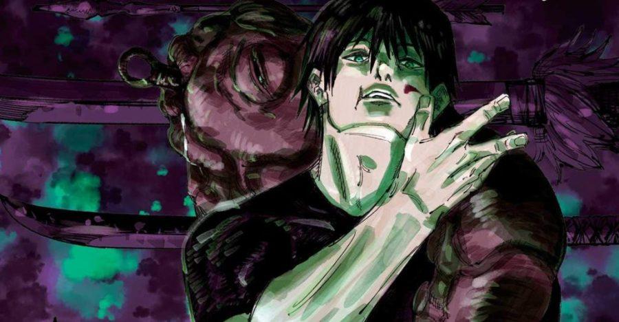 Jujutsu Kaisen Volume 8