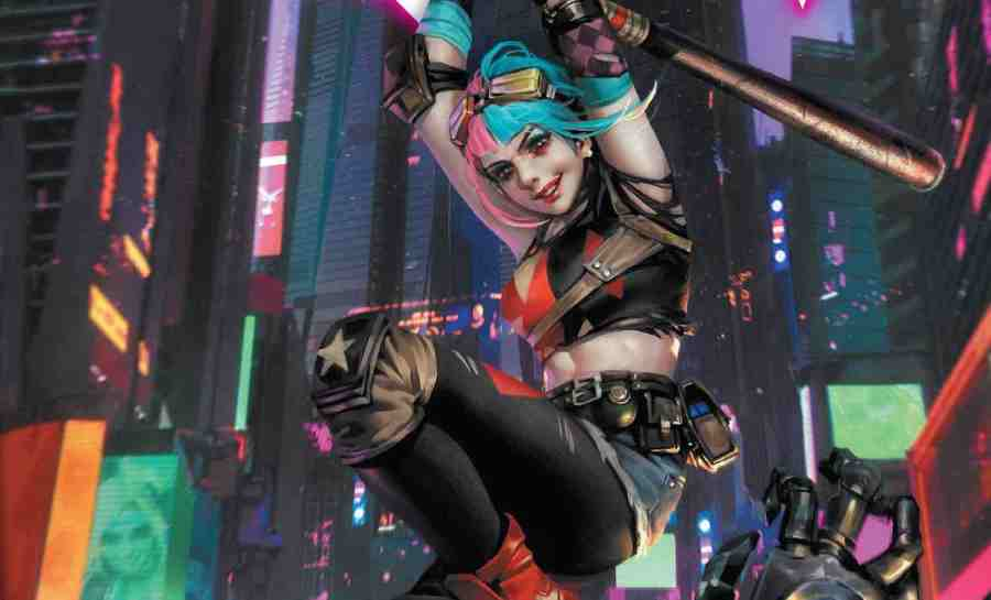 Future State Harley Quinn #1 - But Why Tho?
