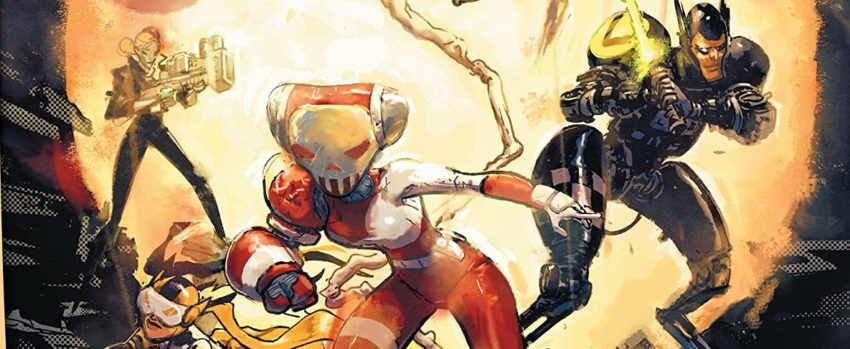 Future State: Legion of Super-Heroes #1