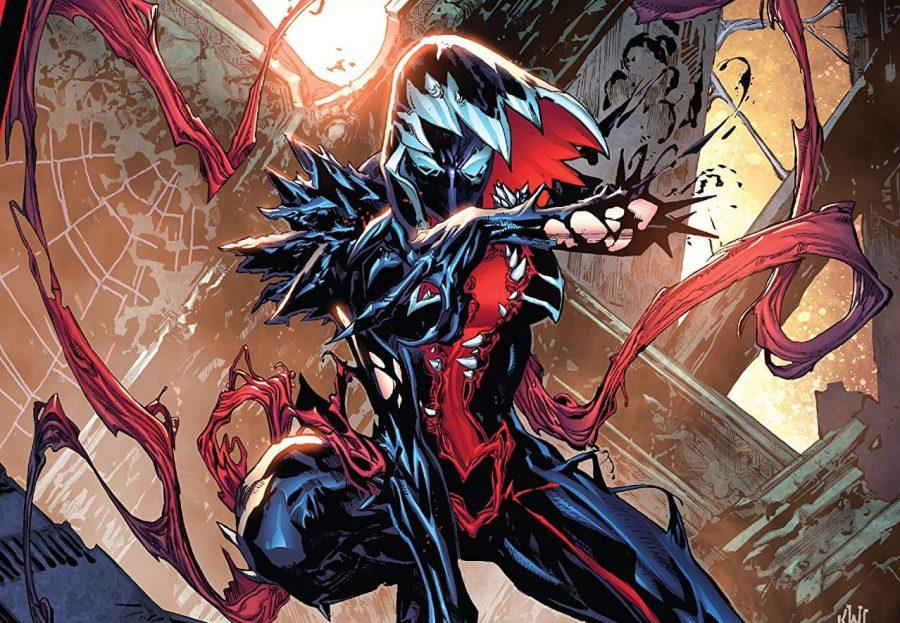 Gwenom vs Carnage #1