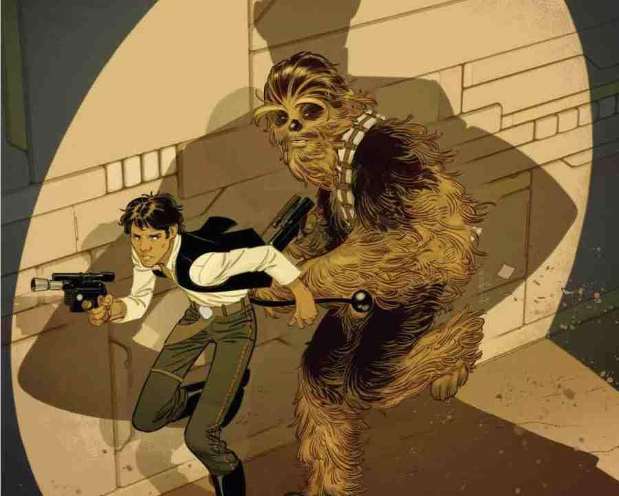 Smuggler's Run #2 (Star Wars Adventures)