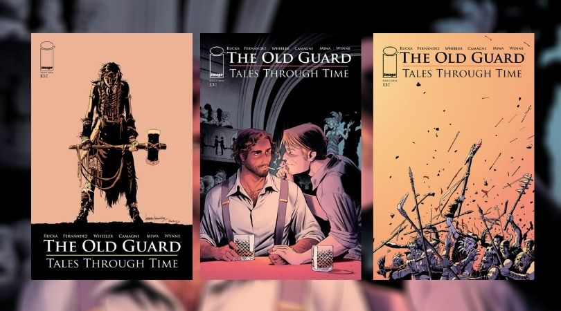 The Old Guard: Tales Through Time
