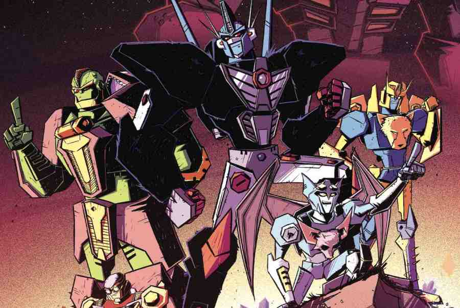Transformers Beast Wars #1 - But Why Tho?