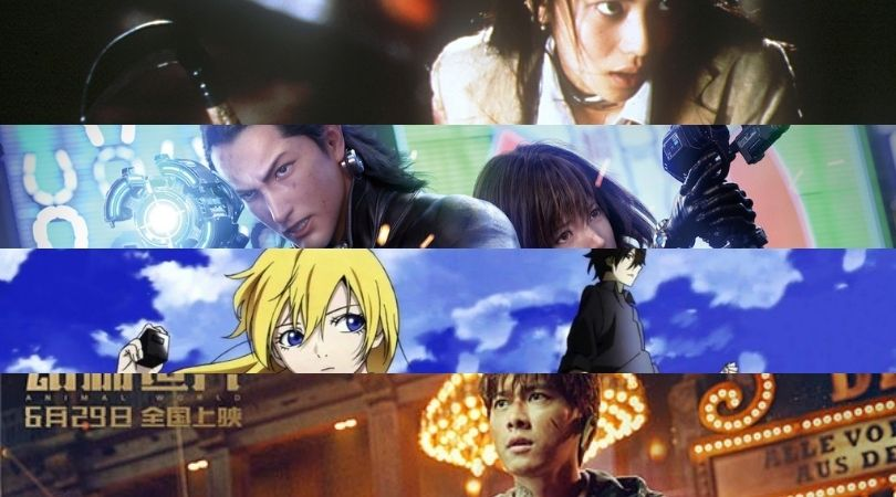 What to Watch After Alice in Borderland