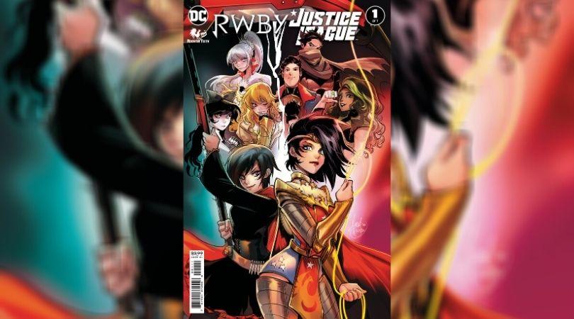 RWBY/Justice League