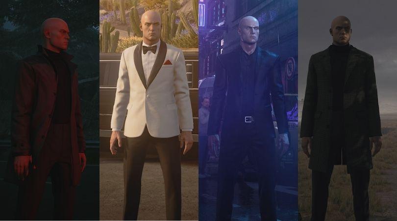 Hitman 3 Outfits