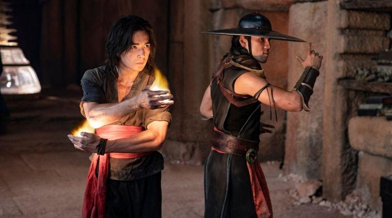 Mortal Kombat live action