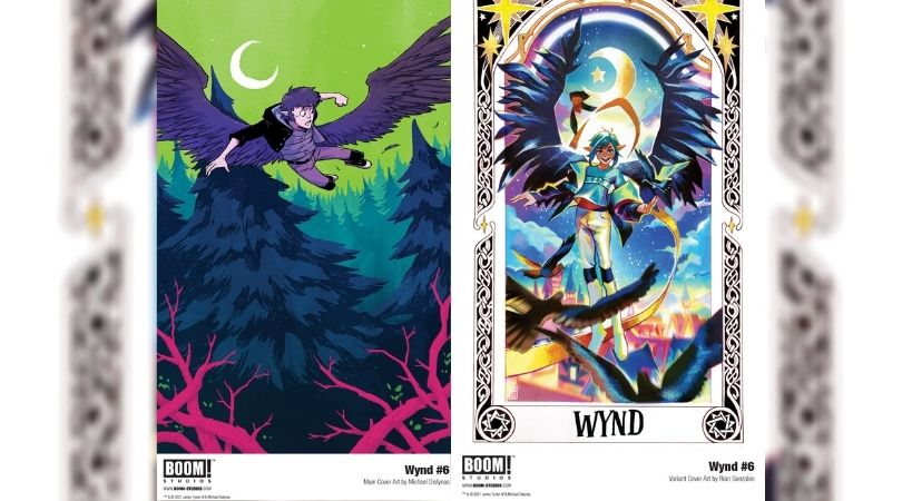 Wynd #6 Preview