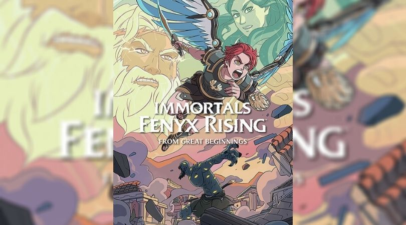 Immortals Fenyx Rising From Great Beginnings